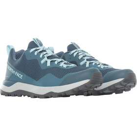The North Face Activist FutureLight Shoes Women, mallard blue/starlight blue